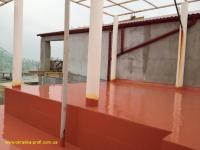 Жидкая гидроизоляция террасы