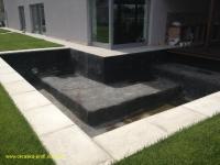 Гидроизоляция исскуственного водоема