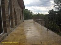 Гидроизоляция террас и открытых площадок