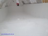Гидроизоляция бассейна жидкой резиной по ОСБ под лайнер