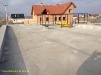Крыша перед гидроизоляцией
