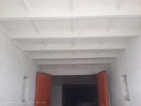 Побелка потолка и стен известью