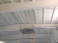 Побелка потолка мелом