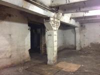 Потолок, стены, балки, колонны