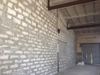 Стена до побелки