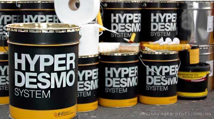 Товары для гидроизоляции Hyperdesmo-System